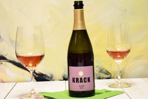 Krack - Rosé Sekt 2016 Brut