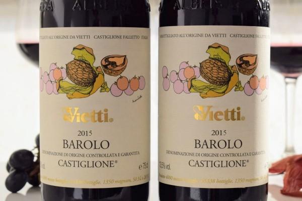 Vietti - Barolo 2015 Castiglione Doppel-Magnum