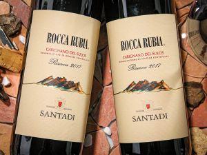 Cantina di Santadi - Carignano Riserva 2017 Rocca Rubia