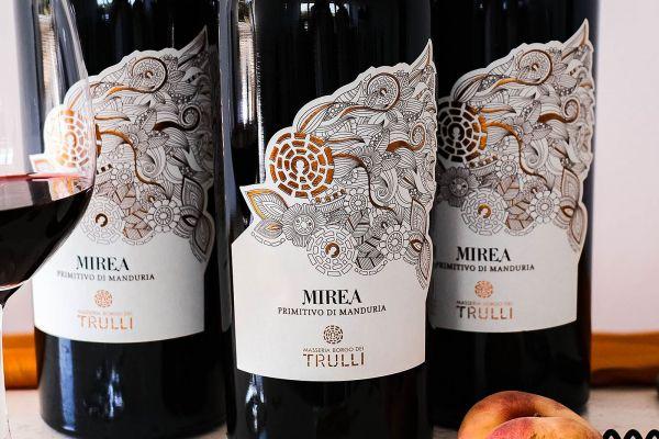 Borgo dei Trulli - 3er-Paket Primitivo Mirea 2018 Magnum