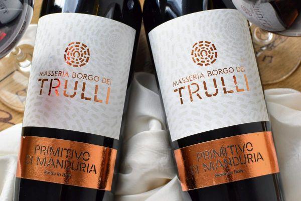 Borgo dei Trulli - Primitivo di Manduria 2019
