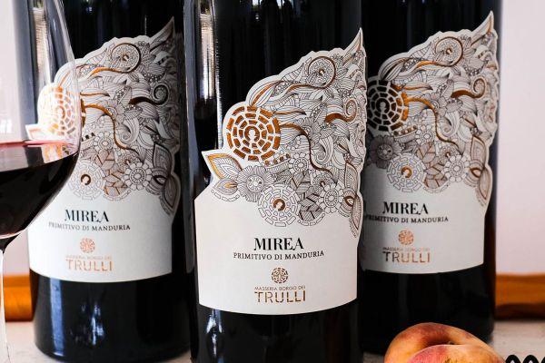 Borgo dei Trulli - 3er-Paket Primitivo Mirea 2020 Magnum
