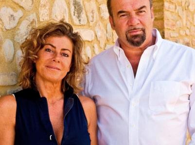 Die Winzer Gioia und Filippo Cresti