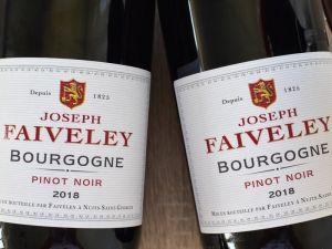 Faiveley - Pinot Noir 2018 Bourgogne