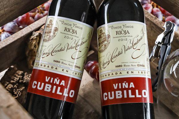 R. López de Heredia - Rioja Crianza 2012 Viña Cubillo