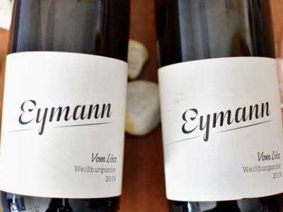 Eymann - Weißburgunder 2019 vom Löss Bio