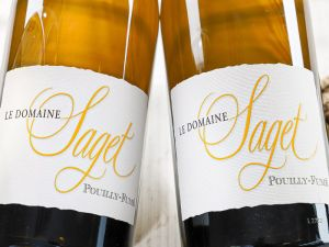 Saget La Perrière - Pouilly-Fumé 2019 Saget