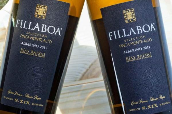 Bodega Fillaboa - Albariño 2017 Monte Alto