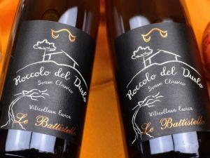 Le Battistelle - Soave Classico 2018 Roccolo del Durlo