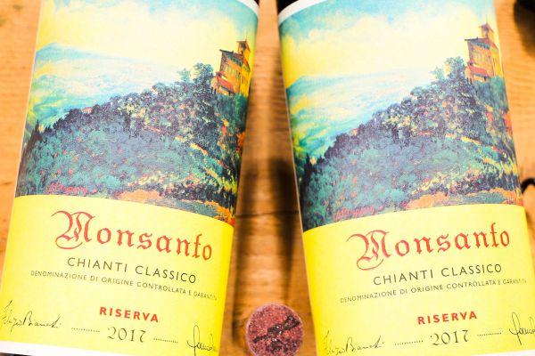Castello di Monsanto - Chianti Classico Riserva 2017