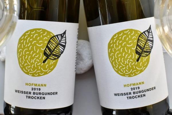 Weißer Burgunder 2019 Federblatt