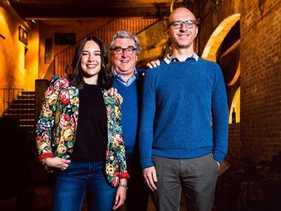 Pio Boffa, Tochter Federica & Cesare Benvenuto