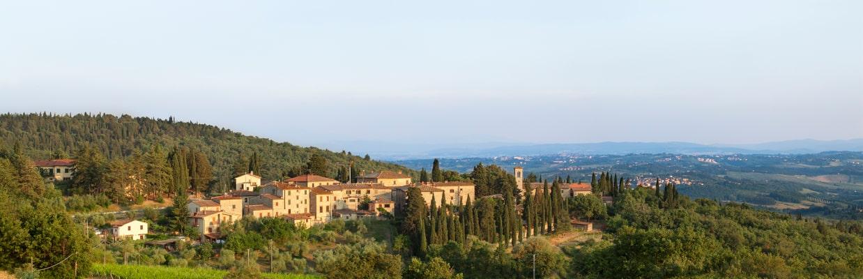 Castello di Fonterutoli Anwesen