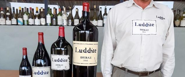 Luddite Magnum und Doppelmagnum