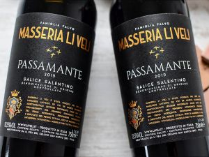 Masseria Li Veli - Negroamaro 2019 Passamante