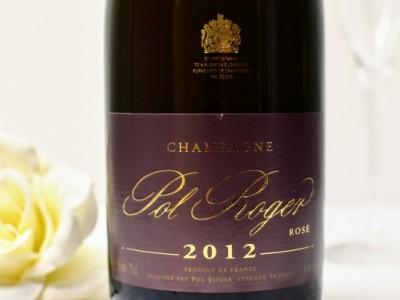 Pol Roger - Champagne Rosé Vintage 2012