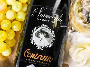 Contratto - Spumante Cuvée Novecento 2010 Pas Dosé
