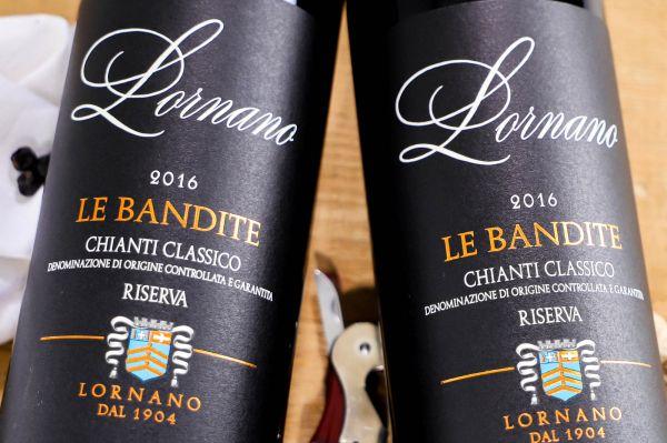 Lornano - Chianti Classico Riserva 2016 Le Bandite