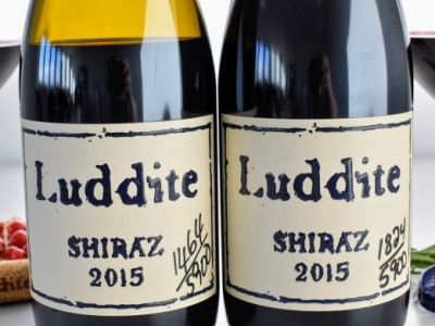 Luddite - Shiraz 2015 Magnum