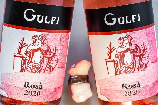 Gulfi - Nero d'Avola Rosà 2020 Bio