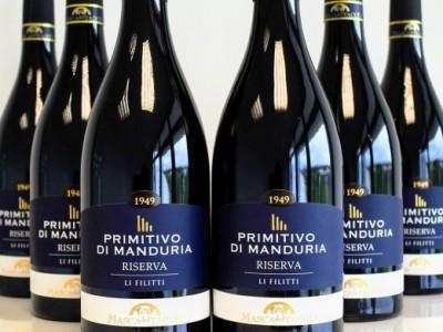 6er-Sparpaket Primitivo di Manduria Riserva 2015 Li Filitti