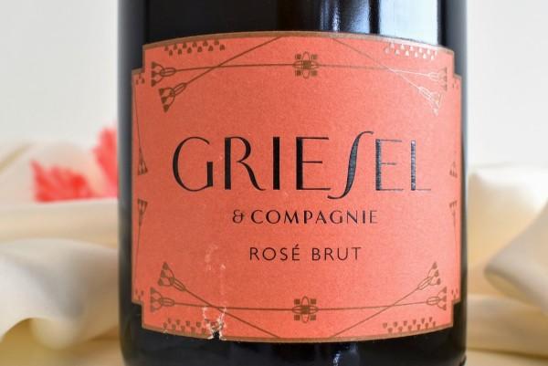 Griesel - Rosé 2016 brut