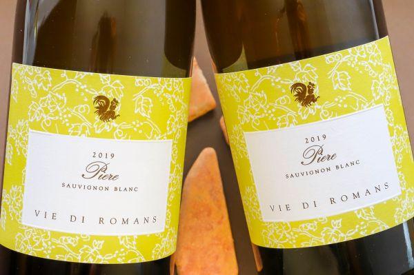 Vie di Romans - Sauvignon Blanc 2019 Piere