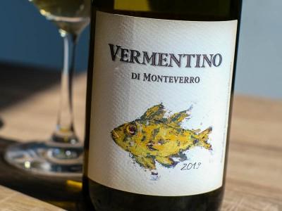 Monteverro - Vermentino di Monteverro 2019