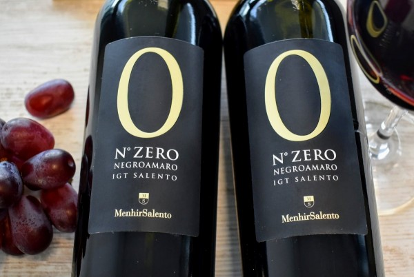 N° Zero 2016 (Negroamaro)