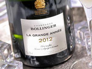 Bollinger - Champagner 2012 La Grande Année Brut