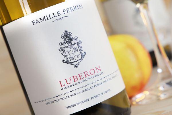 Famille Perrin - Luberon Blanc 2020