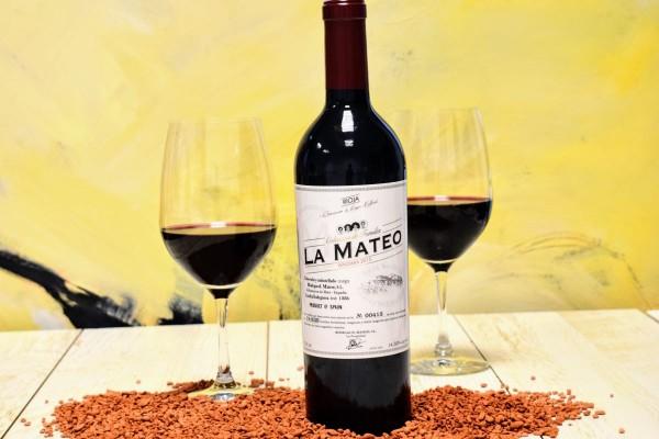 Rioja 2015 La Mateo