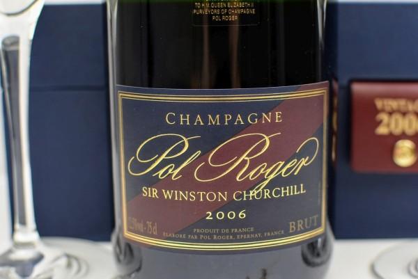 Champagner 2006 Winston Churchill Brut