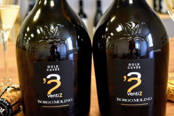 venti2 - Gold Cuvée Spumante brut
