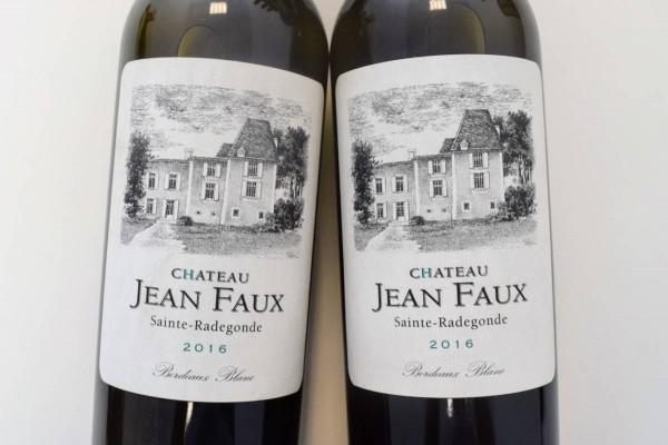 Bordeaux blanc 2016 Sainte Radegonde