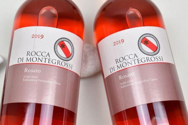 Rocca di Montegrossi - Rosato Toscana 2019 Bio