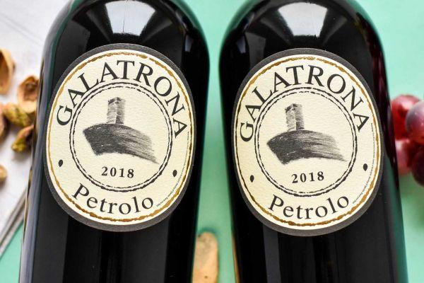 Petrolo - Galatrona 2018 Bio