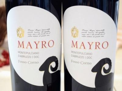 Montepulciano d'Abruzzo 2017 Mayro