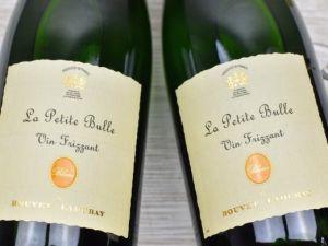 Bouvet Ladubay - La Petite Bulle Blanc Brut