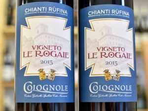 Colognole - Chianti Rufina 2015 Vigneto Le Rogaie