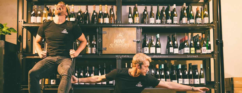 Richy und Max - die Wineslingers