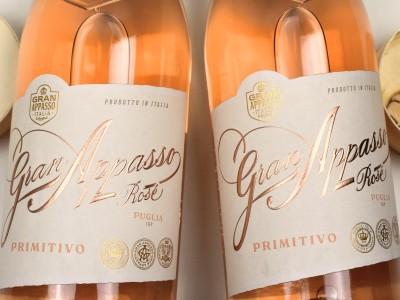 Femar - Primitivo Rosé 2019 Gran Appasso