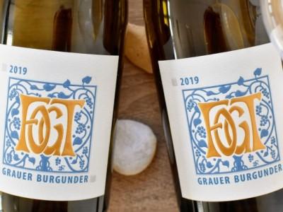 Grauer Burgunder 2019