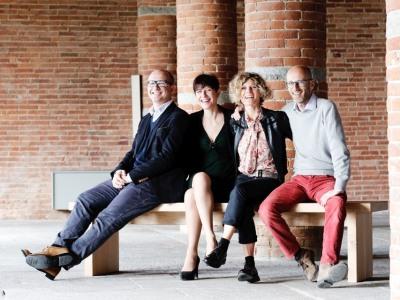 Federico, Roberta, Lisa & Alessandro Ceretto