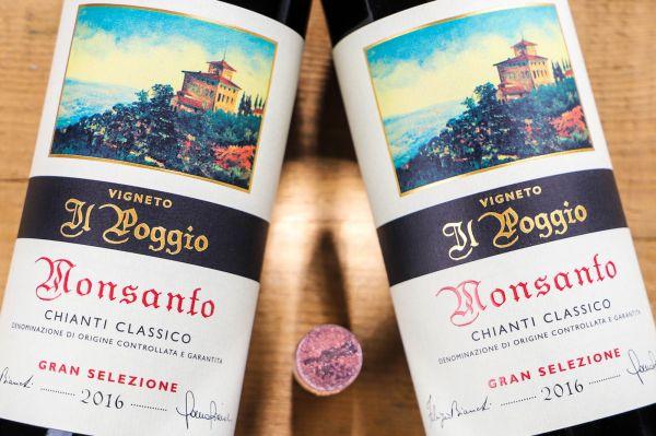 Castello di Monsanto - Chianti Classico Gran Selezione 2016 Il Poggio
