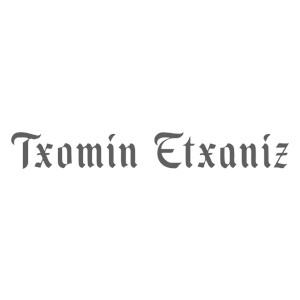 Logo Bodega Txomin Etxaniz