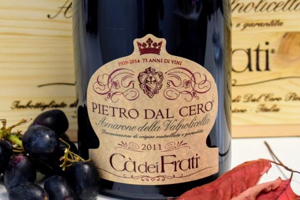 Amarone 2011 Pietro dal Cero