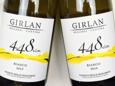 Bianco 2019 Girlan 448 s.l.m.