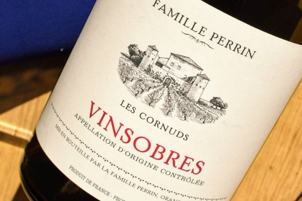 Famille Perrin - Vinsobres 2017 Les Cornuds