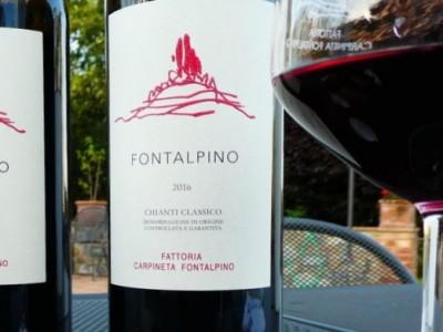 Chianti Classico 2016 Fontalpino